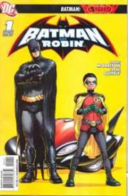 Batman And Robin #1 First Print DC comic book